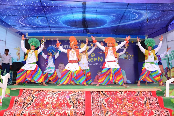 Mata Baljinder Kaur Memorial Kaler International Public School-Annual day