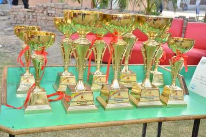 Mata Baljinder Kaur Memorial Kaler International Public School-Awards