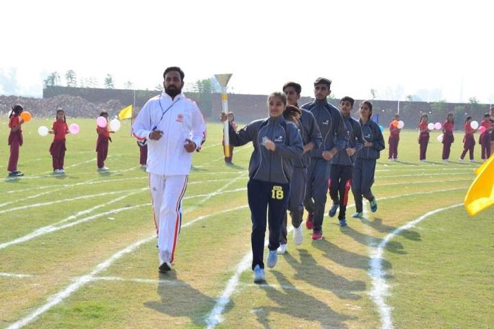 Mata Baljinder Kaur Memorial Kaler International Public School-Sports day