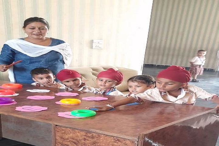 Mata Baljinder Kaur Memorial Kaler International Public School-Activity