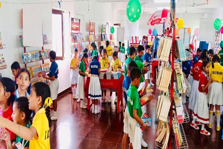 Mata Baljinder Kaur Memorial Kaler International Public School-Books Fair
