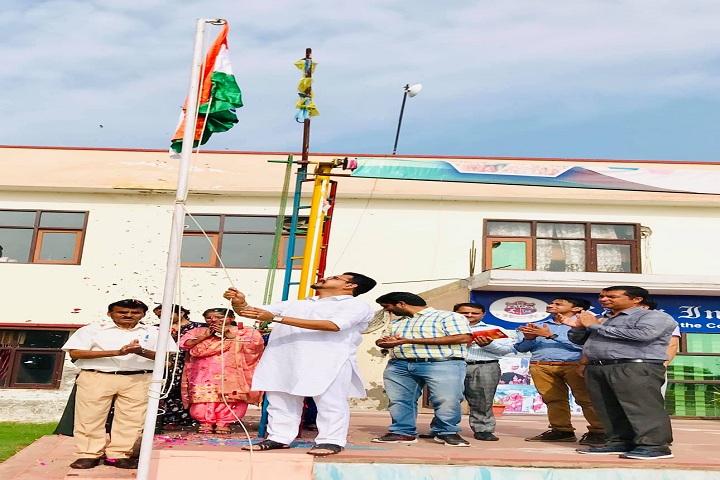 Mata Baljinder Kaur Memorial Kaler International Public School-Republic day