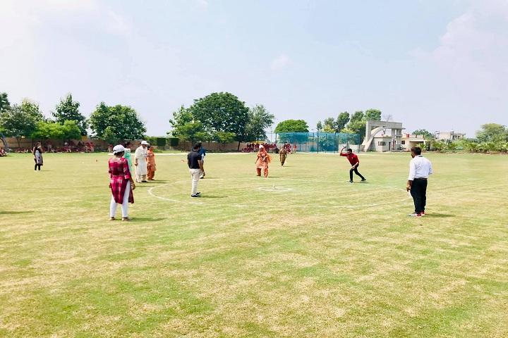 Mata Baljinder Kaur Memorial Kaler International Public School-Games