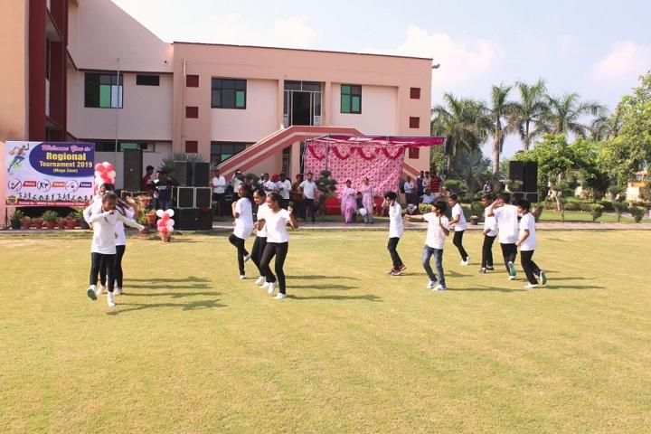 Mata Baljinder Kaur Memorial Kaler International Public School-Dance