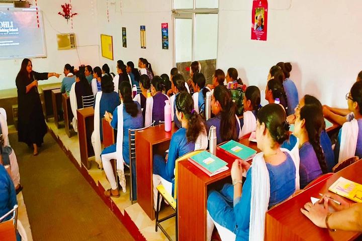 Mata Baljinder Kaur Memorial Kaler International Public School-Smart Class