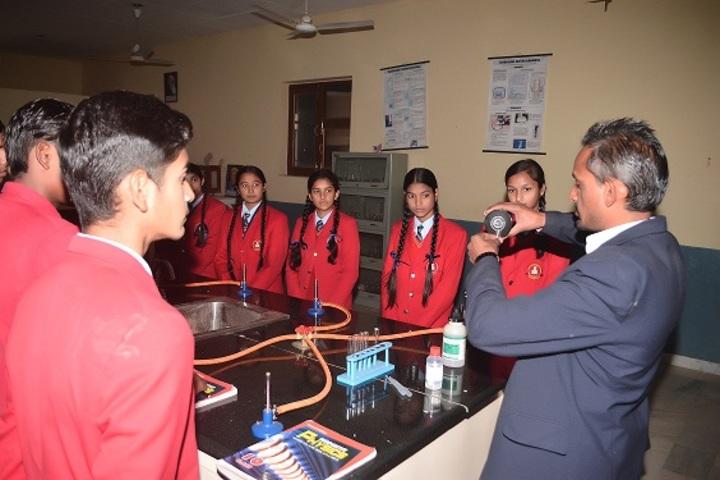 Indo Swiss International Convent School-Chemistry Lab