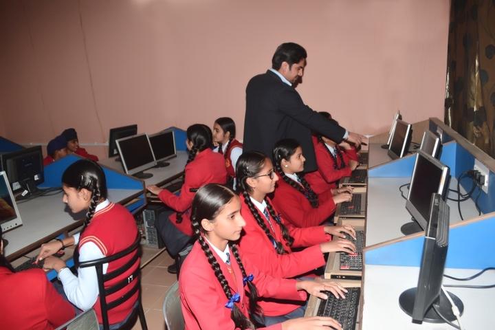 Indo Swiss International Convent School-Computer Lab