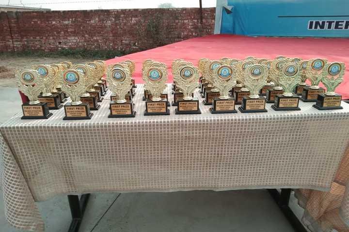 Indo Swiss International Convent School-Prizes