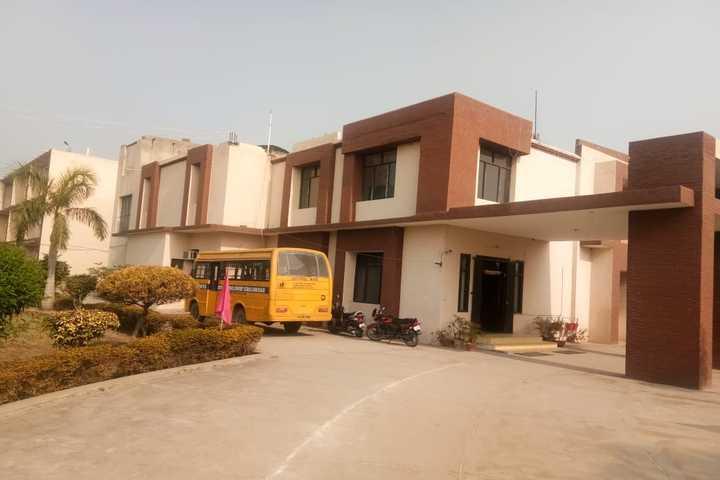 Indo Swiss International Convent School-School Building