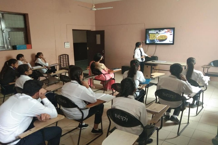 Indo Swiss International Convent School-Smart Class