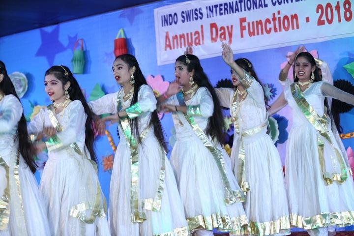 Indo Swiss International Convent School-Annual day