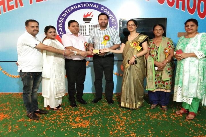 Indo Swiss International Convent School-Award Presentation