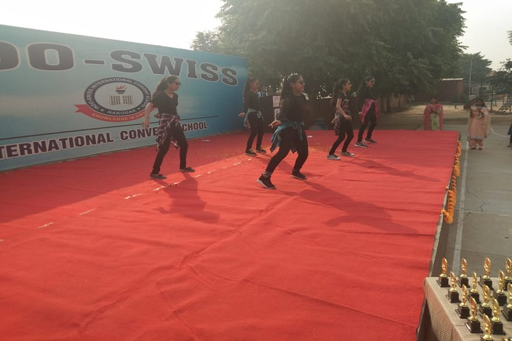 Indo Swiss International Convent School-Dance