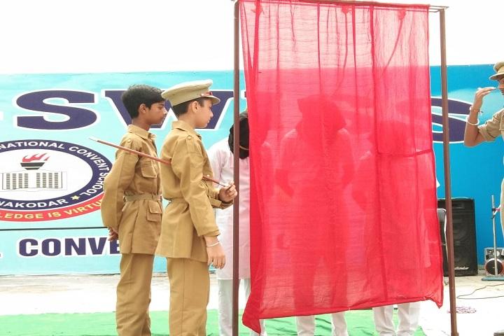 Indo Swiss International Convent School-Drama