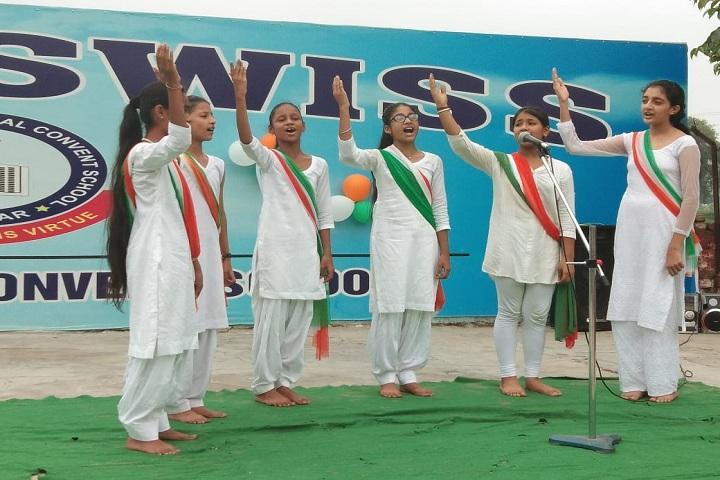 Indo Swiss International Convent School-Independance day Celebration