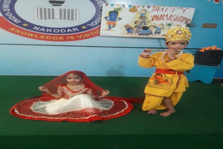 Indo Swiss International Convent School-Festival Celebration
