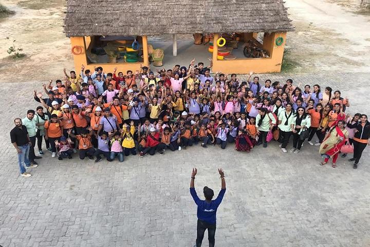Indo Swiss International Convent School-Tour