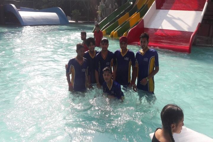 Indo Swiss International Convent School-Pool