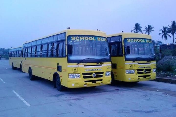 Indo Swiss International Convent School-Transport