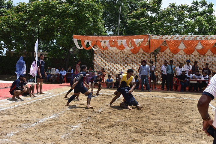 Gobind International Public School-Games