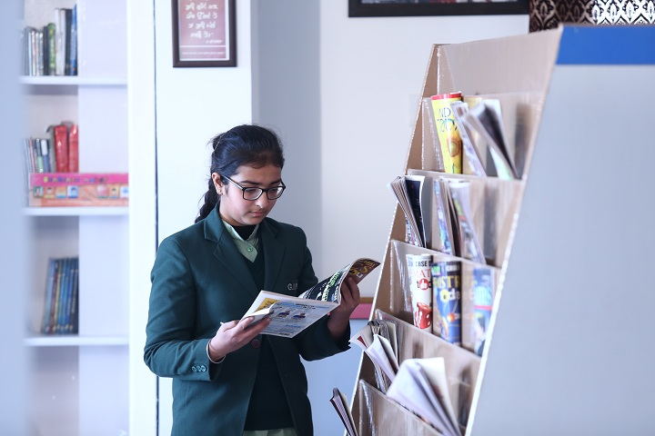 Gobind International Public School-Library