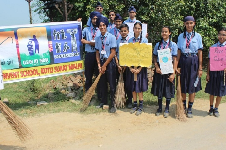 St Francis Convent School-Cleaning Program