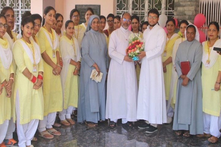 St Francis Convent School-Staff