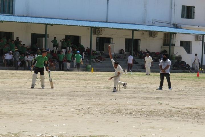 The Trinity School-Cricket Tournament