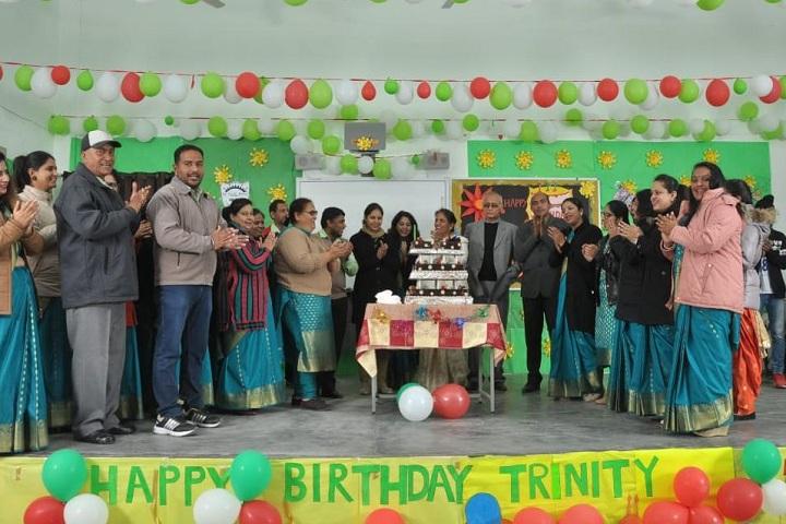 The Trinity School-Foundation Day