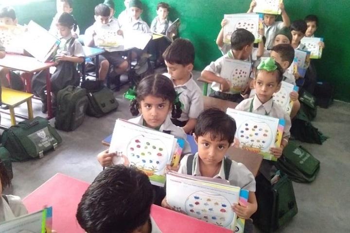 The Trinity School-KG Classroom