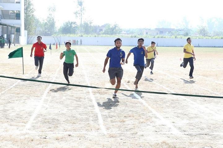 The Trinity School-Sports