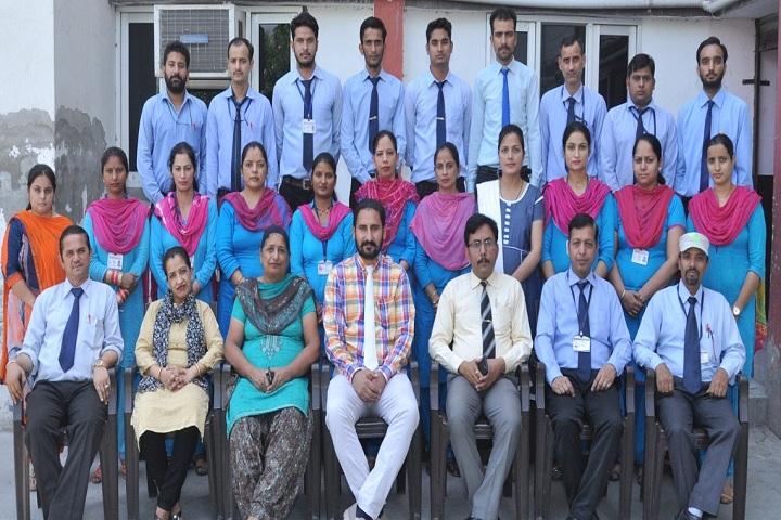 Ambrosial Public School-Staff