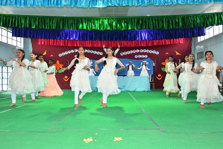 St Marys Convent School-Dance