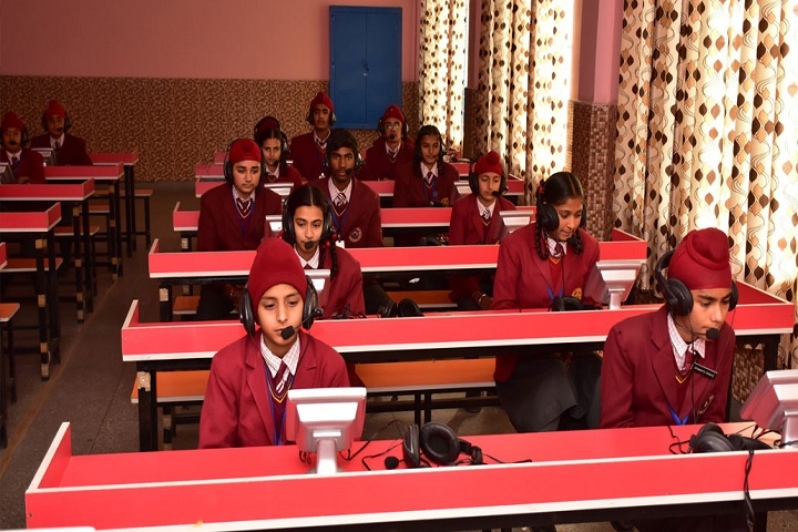St Marys Convent School-Language Lab