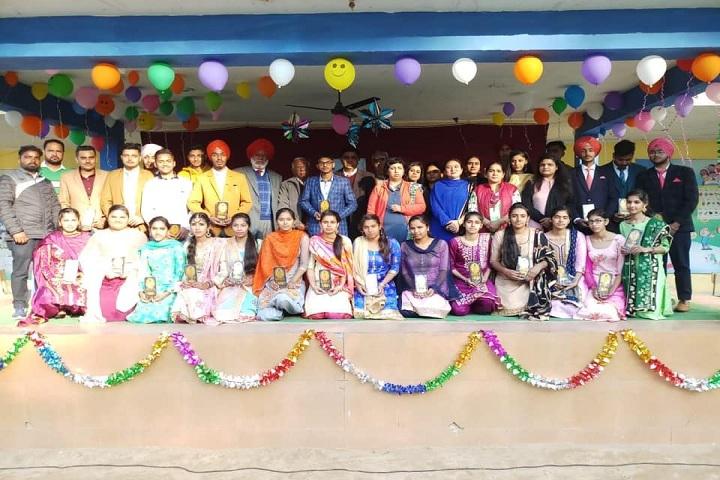 BBSB Convent School-Farewell