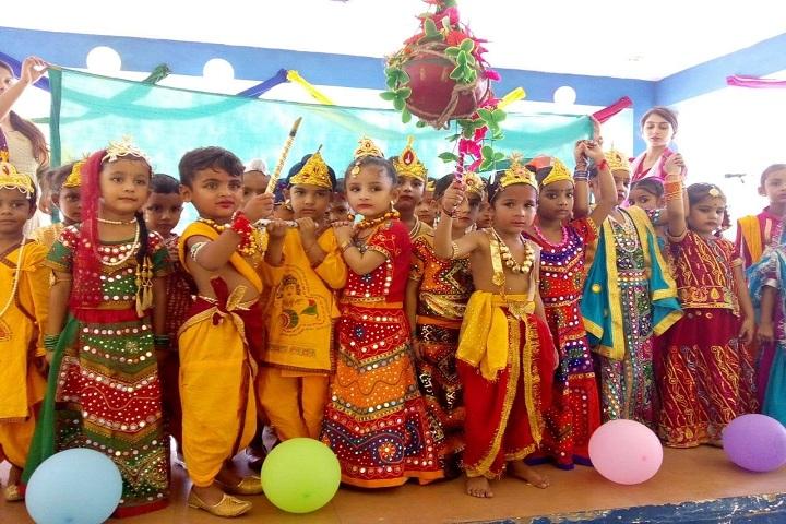 BBSB Convent School-Krishnashtami