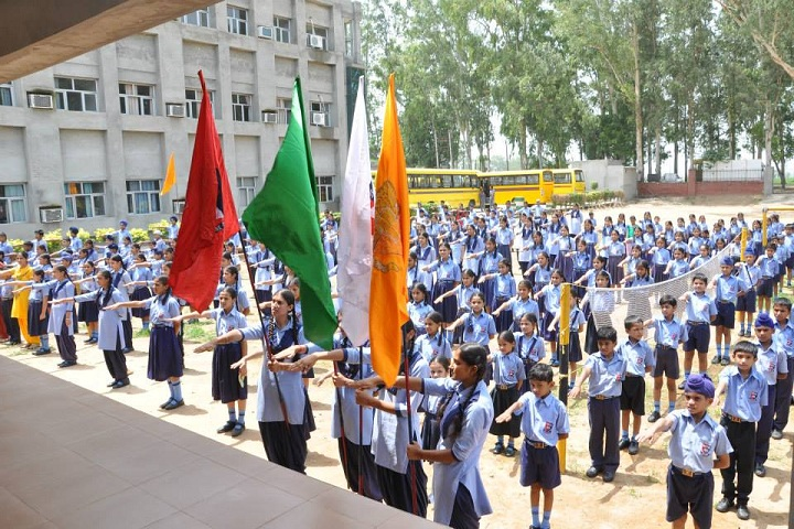 BBSB Convent School-Morning Assembly