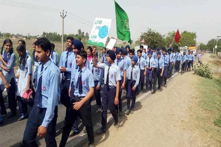 BBSB Convent School-Rally