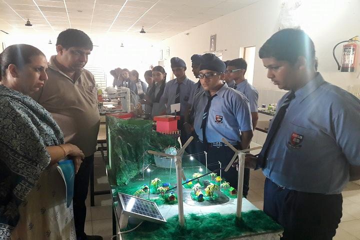BBSB Convent School-Science Exhibition