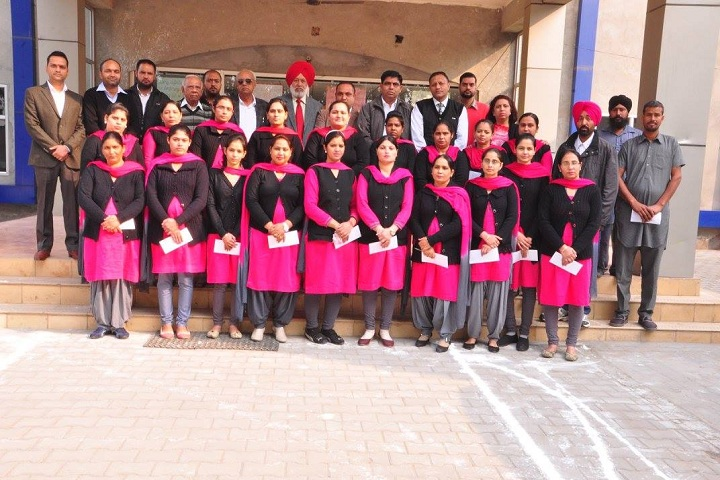 BBSB Convent School-Staff
