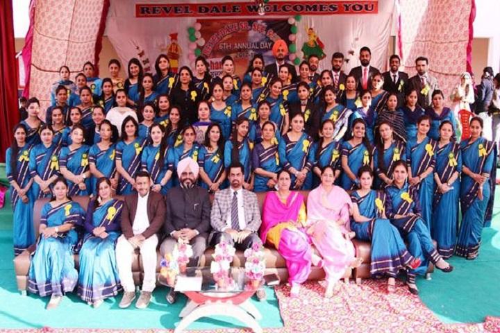 Revel Dale Public School-Staff