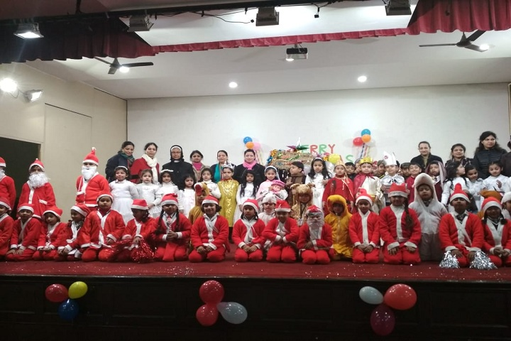 St Josephs Convent School-Christmas Celebrations