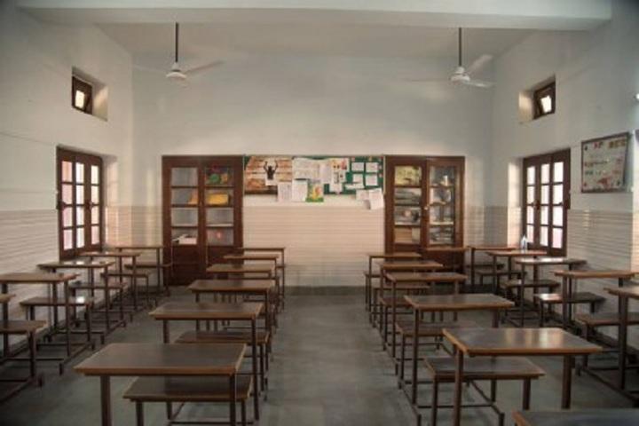 St Josephs Convent School-Classroom