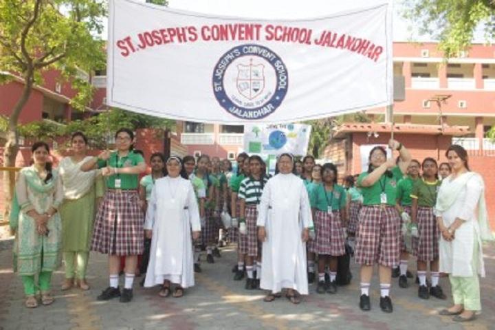 St Josephs Convent School-Earth Day