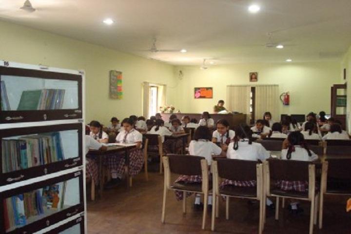 St Josephs Convent School-Library