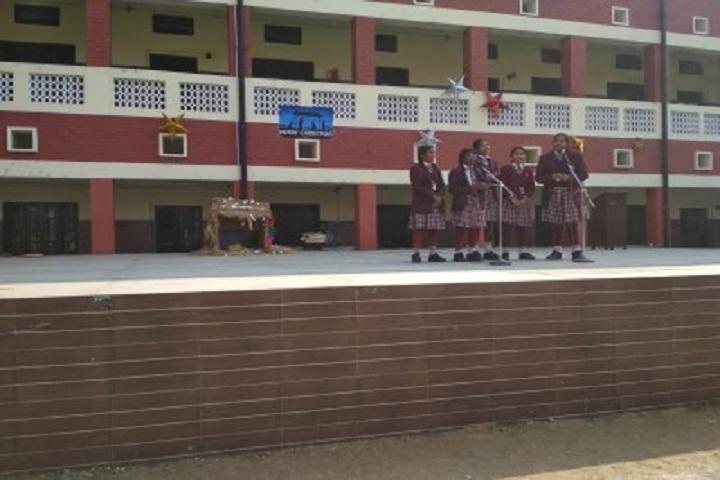 St Josephs Convent School-Singing