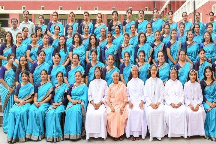 St Josephs Convent School-Staff