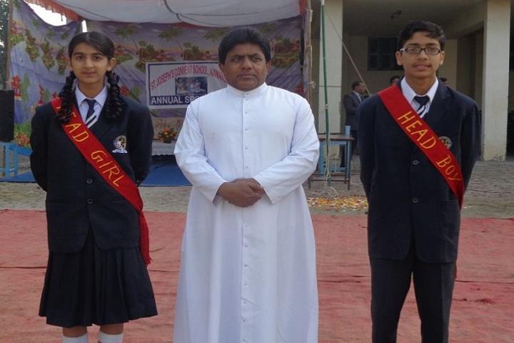 St Josephs Convent School-Head Boy and Head Girl