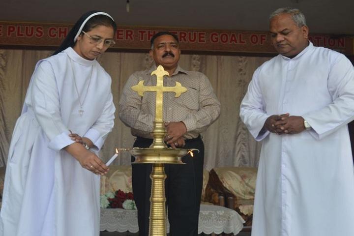 St Josephs Convent School-Light Clamping