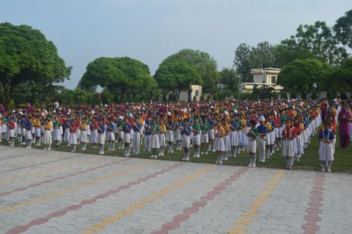 St Josephs Convent School-Morning Assembly